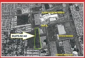 Foto de terreno comercial en venta en  , paseo de montejo, mérida, yucatán, 0 No. 01