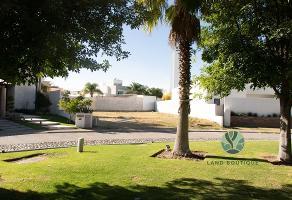Foto de terreno habitacional en venta en paseo del campestre , residencial campestre club de golf norte, aguascalientes, aguascalientes, 0 No. 01