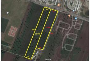 Foto de terreno comercial en venta en  , paseo del convento, huejotzingo, puebla, 17605654 No. 01