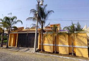 Foto de casa en venta en paseo del cortijo, interior paseo santa maria , cortijo de san agustin, tlajomulco de zúñiga, jalisco, 5386907 No. 01