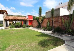 Foto de casa en venta en paseo del lago 126 , ribera del pilar, chapala, jalisco, 5665252 No. 01