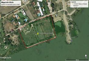 Foto de terreno habitacional en venta en paseo del lago , san antonio tlayacapan, chapala, jalisco, 19085949 No. 01