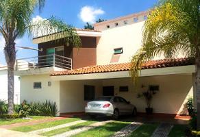 Foto de casa en venta en paseo del manantial , el manantial, tlajomulco de z??iga, jalisco, 6045603 No. 01