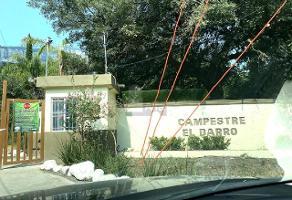 Foto de terreno habitacional en venta en paseo del olmo , el barro, santiago, nuevo león, 16179935 No. 01