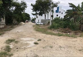 Foto de terreno habitacional en venta en paseo del real , supermanzana 57, benito juárez, quintana roo, 19951611 No. 01