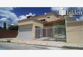 Foto de casa en venta en  , el refugio, durango, durango, 5775897 No. 01