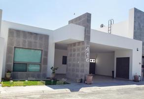 Foto de casa en venta en paseo del troco , real del nogalar, torreón, coahuila de zaragoza, 0 No. 01