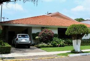 Foto de casa en condominio en venta en paseo el cristo , club de golf el cristo, atlixco, puebla, 5799625 No. 01