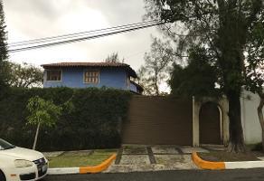 Foto de terreno habitacional en venta en paseo loma larga , colinas de san javier, zapopan, jalisco, 14378363 No. 01