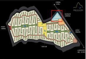 Foto de terreno comercial en venta en paseo peña de bernal s/n, kilometro 35.5 carretera 100 , bernal, ezequiel montes, querétaro, 16792445 No. 01