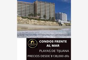 Foto de departamento en venta en paseo playas 1, playas de tijuana sección costa hermosa, tijuana, baja california, 0 No. 01
