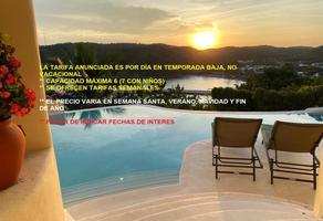 Foto de casa en renta en paseo punta santa cruz 20, santa cruz huatulco, santa maría huatulco, oaxaca, 9903973 No. 01