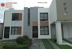 Foto de casa en venta en paseo queretaro 100, paseos de san miguel, querétaro, querétaro, 10422347 No. 01