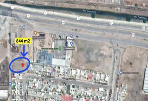 Foto de terreno habitacional en venta en paseo quetzal 1, santa fe, corregidora, querétaro, 0 No. 01