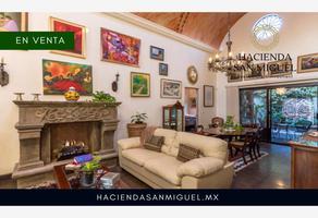 Foto de casa en venta en paseo real , la lejona, san miguel de allende, guanajuato, 0 No. 01