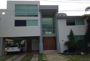 Foto de casa en condominio en venta en paseo san andres , campestre morillotla, san andrés cholula, puebla, 18154412 No. 01