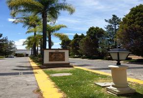 Foto de terreno habitacional en venta en paseo san arturo norte , valle real, zapopan, jalisco, 17597965 No. 01