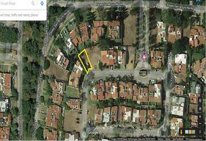 Foto de terreno habitacional en venta en paseo san arturo norte , valle real, zapopan, jalisco, 19307813 No. 01