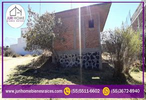 Foto de terreno habitacional en venta en paseo san pablo , san pedro, tlalmanalco, méxico, 19486384 No. 01