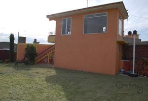 Foto de terreno habitacional en venta en paseo santo tomas , tlalmanalco, tlalmanalco, méxico, 3733208 No. 01