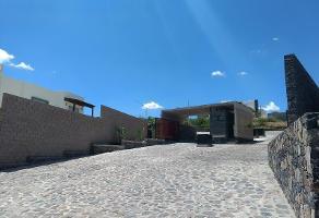 Foto de terreno habitacional en venta en paseo vista real 1, balcones de vista real, corregidora, querétaro, 12670960 No. 01
