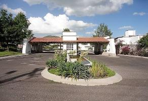 Foto de terreno habitacional en venta en paseo vista real , vista real y country club, corregidora, querétaro, 13793549 No. 01