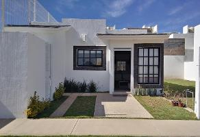 Foto de casa en venta en  , paseos de aguascalientes, jesús maría, aguascalientes, 11280381 No. 01