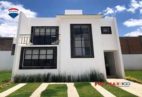 Foto de casa en venta en  , paseos de aguascalientes, jesús maría, aguascalientes, 13935934 No. 01