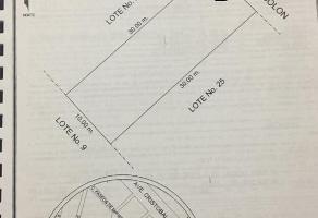 Foto de terreno comercial en venta en  , paseos de chihuahua i y ii, chihuahua, chihuahua, 14167020 No. 01