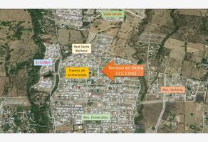 Foto de terreno habitacional en venta en paseos de las gardenias 18, paseo de la hacienda, colima, colima, 15929403 No. 01