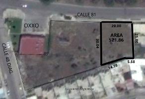 Foto de terreno habitacional en venta en  , paseos de opichen la joya, mérida, yucatán, 10641586 No. 01