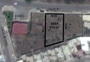 Foto de terreno habitacional en venta en  , paseos de opichen la joya, mérida, yucatán, 11425141 No. 01