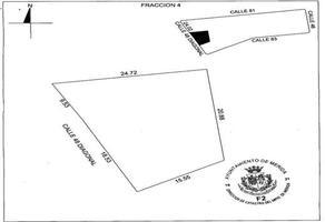Foto de terreno habitacional en venta en  , paseos de opichen, mérida, yucatán, 11952039 No. 01