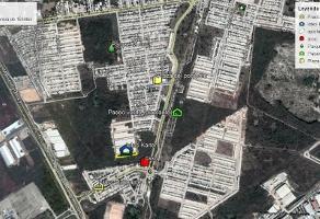 Foto de terreno habitacional en venta en  , paseos de opichen, mérida, yucatán, 0 No. 01
