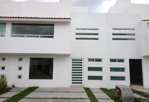 Foto de casa en venta en paseos de santin 1, san mateo oxtotitlán, toluca, méxico, 16101553 No. 01