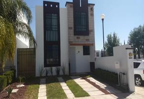 Foto de casa en condominio en venta en paseos del argel , paseos de santa mónica, aguascalientes, aguascalientes, 0 No. 01