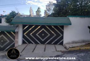 Foto de terreno habitacional en venta en  , paseos del bosque, naucalpan de juárez, méxico, 0 No. 01
