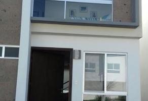 Foto de casa en renta en  , paseos del marques, el marqués, querétaro, 11714870 No. 01
