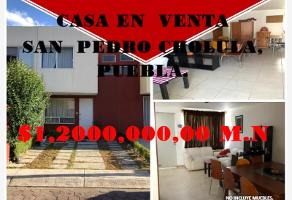Foto de casa en venta en paso de cortes 2706, santa maría xixitla, san pedro cholula, puebla, 0 No. 01
