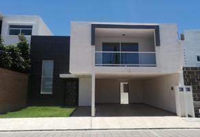 Foto de casa en venta en paso de cortes 2917, santa maría xixitla, san pedro cholula, puebla, 0 No. 01