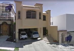 Foto de casa en venta en  , paso de cumbres 4to sector 3er etapa, monterrey, nuevo león, 10246989 No. 01