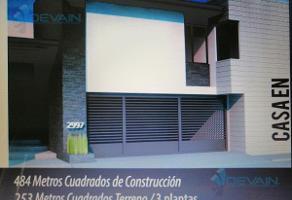 Foto de casa en venta en  , paso de cumbres 4to sector 3er etapa, monterrey, nuevo león, 14707802 No. 01