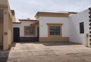Foto de casa en venta en paso fino 12, villas del sur, hermosillo, sonora, 0 No. 01