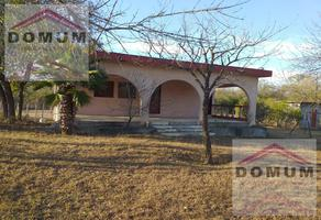 Foto de terreno habitacional en venta en  , paso hondo, allende, nuevo león, 19363924 No. 01