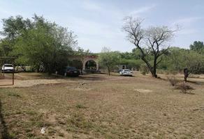 Foto de terreno habitacional en venta en  , paso hondo, allende, nuevo león, 20249297 No. 01