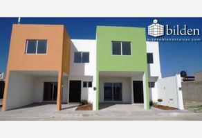 Foto de casa en venta en  , paso real, durango, durango, 5750800 No. 01