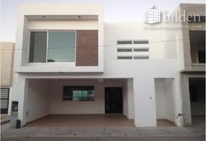 Foto de casa en venta en  , paso real, durango, durango, 5753485 No. 01