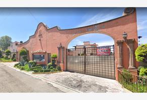 Foto de casa en venta en pastor 8, ampliación tecamachalco, la paz, méxico, 19435171 No. 01