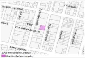 Foto de terreno comercial en venta en patricio saenz 1421, del valle sur, benito juárez, df / cdmx, 17286625 No. 01