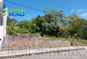Foto de terreno habitacional en renta en pavón esquina ixcoatl , anáhuac, tuxpan, veracruz de ignacio de la llave, 8828535 No. 01